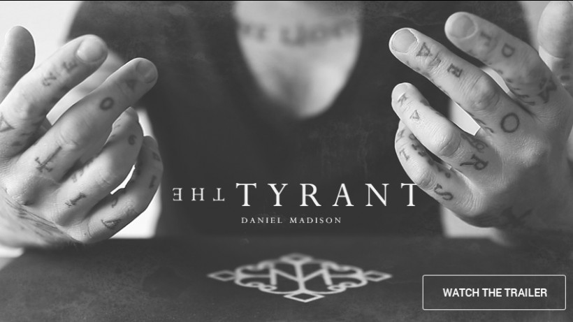 Ellusionist The Tyrant by Daniel Madison