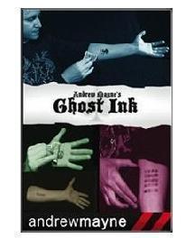 Ghost Ink by Andrew Mayne