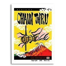 Chain Thru by Kreis Magic