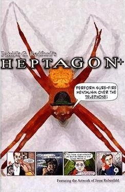 Heptagon by Patrick G. Redford
