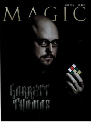 Magic Magazine June 2014