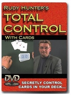Total Control with Cards by Rudy Hunter