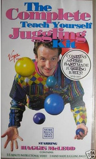 The Complete Teach Yourself Juggling by Haggis McLeod
