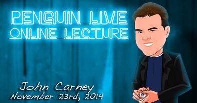John Carney Live (Penguin Live)