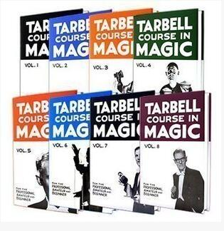 Complete Tarbell Course in Magic by Harlan Tarbell