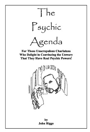 The Psychic Agenda by John Riggs