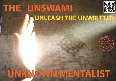 Unswami by Unknown Mentalist