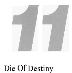 Die of Destiny by Marc Desouza