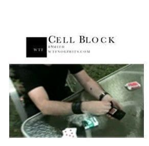 Cell Block by Robert Smith