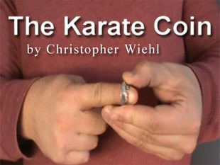 The Karate Coin by Christopher Wiehl