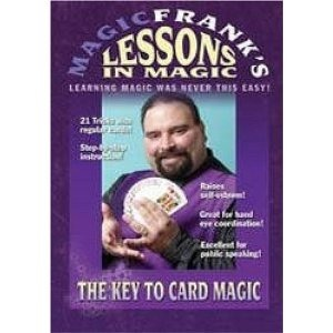 The Key To Card Magic by Frank DeMasi