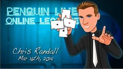 Chris Randall LIVE Penguin LIVE