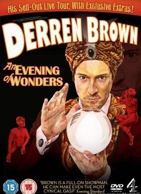 Mind Reader An Evening of Wonders by Derren Brown