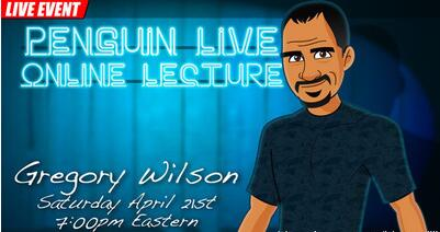 Gregory Wilson LIVE (Penguin LIVE)