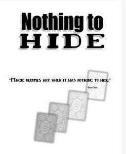 Nothing to Hide by Doc Docherty