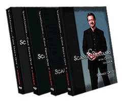 Scams and Fantasies by Darwin Ortiz 4 Volume set