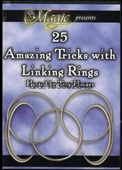 25 Amazing Trks With Linking Rings by Troy Hooser