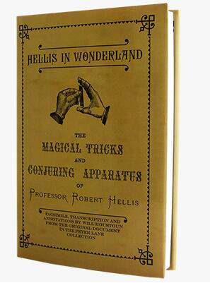 Hellis In Wonderland by Will Houstoun