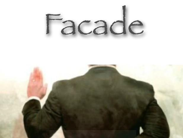 Facade by Colin McLeod