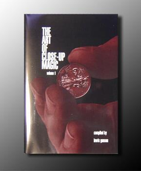 The Art of Close Up Magic Vol 1 by Lewis Ganson