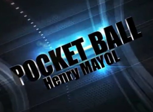 Pocket Ball by Henry Mayol