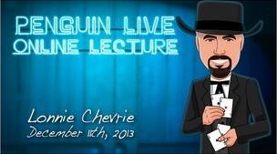 Lonnie Chevrie LIVE (Penguin LIVE)