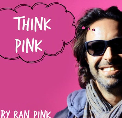 Think Pink by Ran Pink