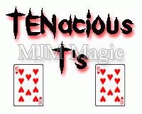 Tenacious Ts by Zachary Keeping
