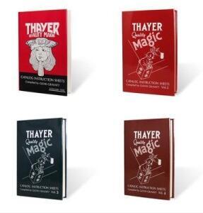 Thayer Quality Magic Set of 4 Books by Glenn Gravatt
