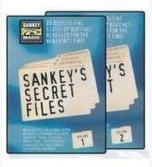 Sankey's Secret Files by Jay Sankey