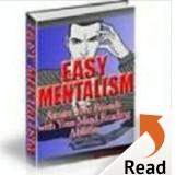 Easy Mentalism by J.P. Jacquard