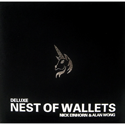 Deluxe Nest of Wallets by Nick Einhorn