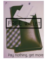 Free Wallet by Pablo Amira Instant Download