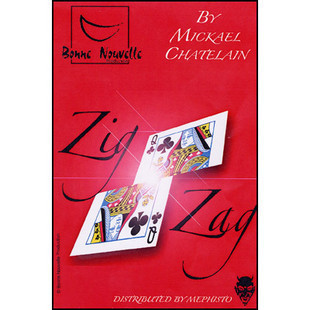 Zig Zag by Mickael Chatelain