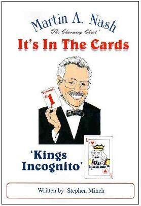 Martin Nash Kings Incognito Written By Stephen Minch