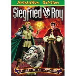 Masters Of The Impossible by Siegfried & Roy
