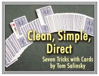 7 tricks with cards by Tom Salinsky