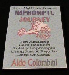 Impromptu Journey by Aldo Colombini