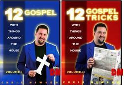 12 Gospel Tricks by Chris Newsom