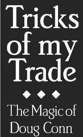 Tricks Of My Trade by Doug Conn
