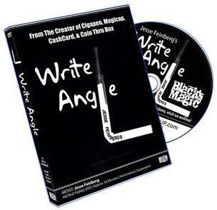 Write Angle by Jesse Feinberg