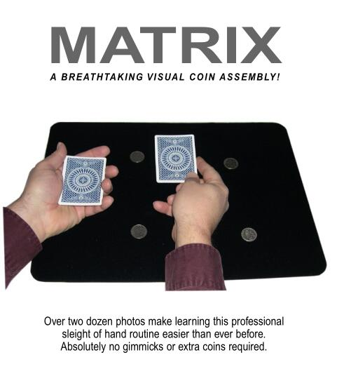 Matrix by Trickshop.com