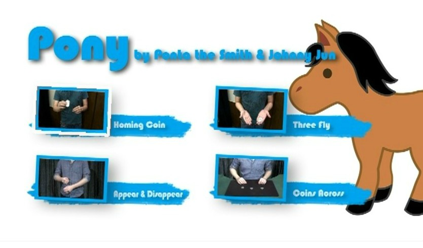 Pony by Ponta the Smith & Johnny Jun