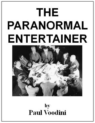 Paranormal Entertainer by Paul Voodini