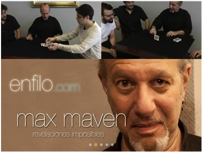 Revelaciones Imposibles by Max Maven