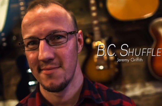 B.C.Shuffle by Jeremy Griffith