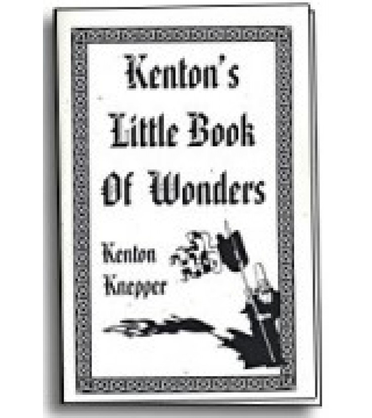 Little Book of Wonders by Kenton Knepper