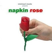 Napkin Rose by Michael Mode Instant Download