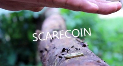 SCARECOIN by Arnel Creations
