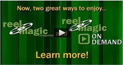 Reel Magic Magazine on demand